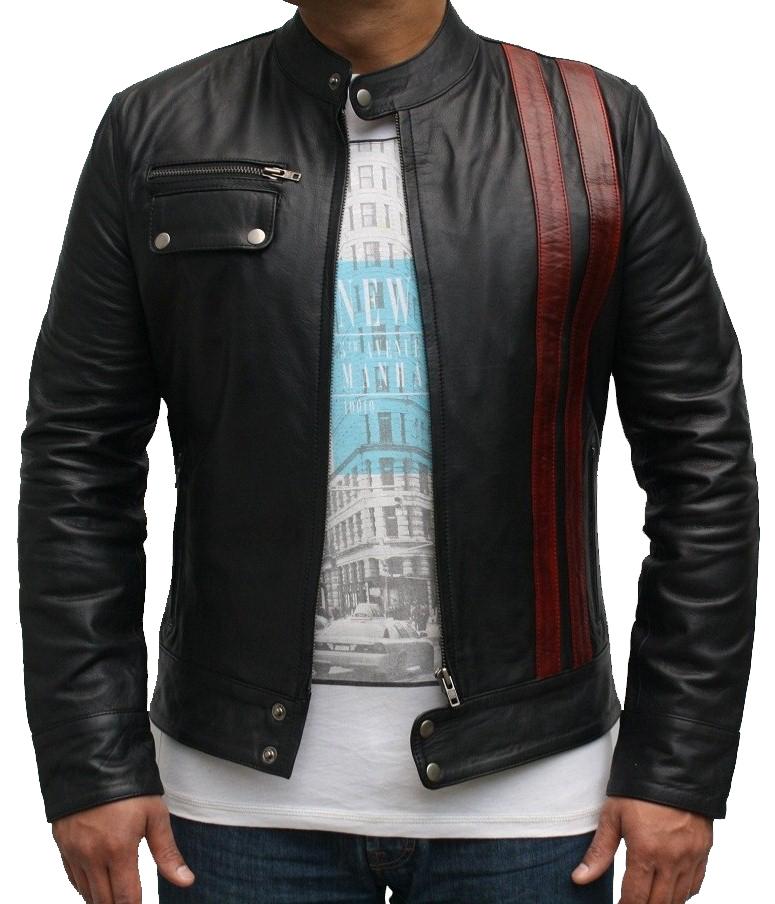 Leather jacket movie replica