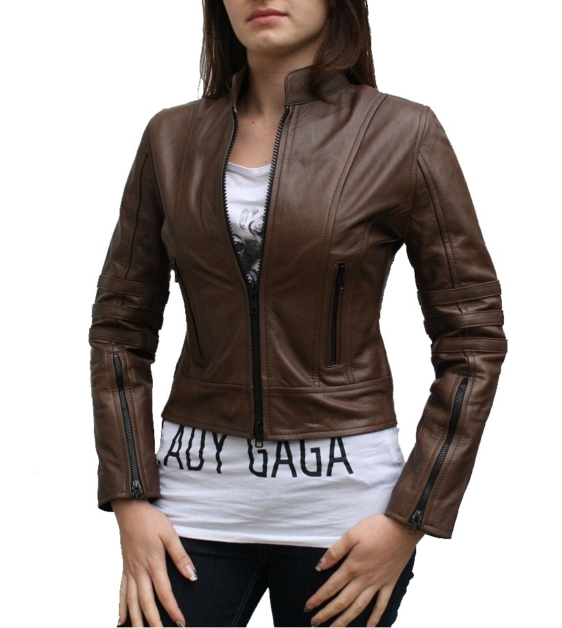 For women, leather jackets are a flawless way to finish a look. Explore a large selection of bomber jackets and traditional leather jackets. These jackets are warm, flattering and a .