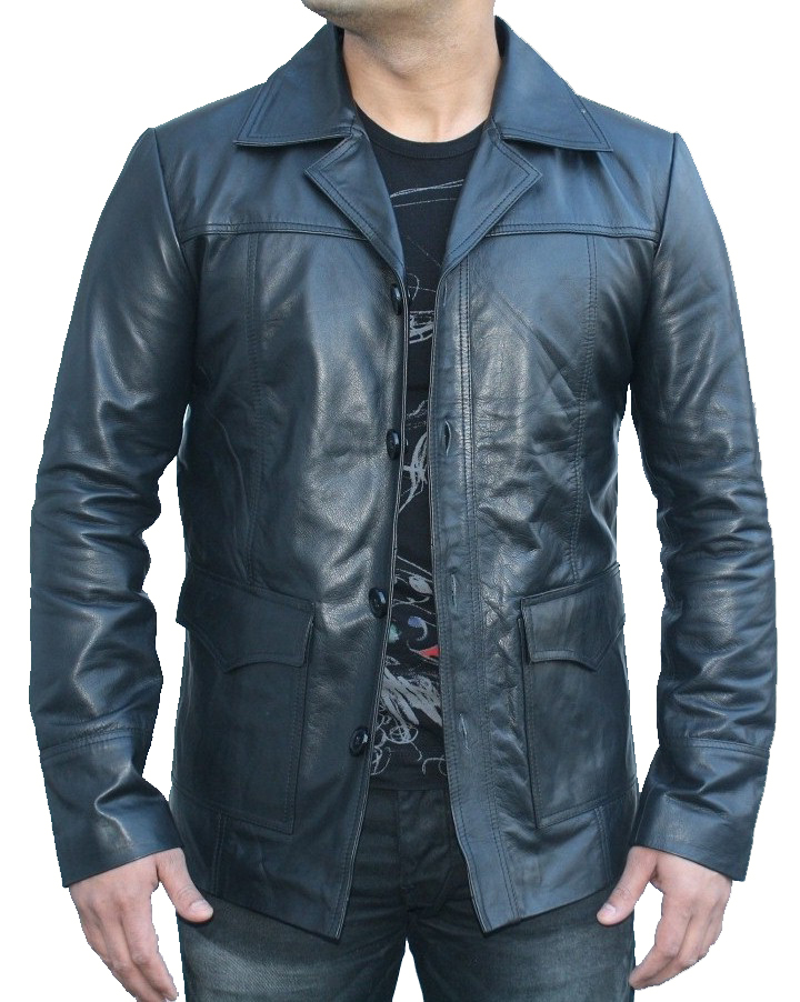 Hitman Movie Leather Jacket Film Leather Jackets