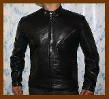Classic style Black Jacket size  L