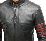 X-Men Origins leather Jacket