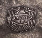 Custom Name Embossed Patch