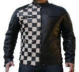 Burnell Cafe Racer Style Jacket