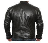Iron Man Movie leather jacket