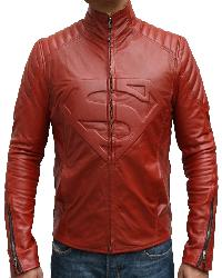 Super Man Red Jacket