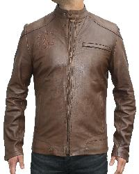 Lucky Charmer Leather Jacket