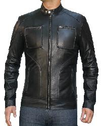 Weybridge Leather Jacket